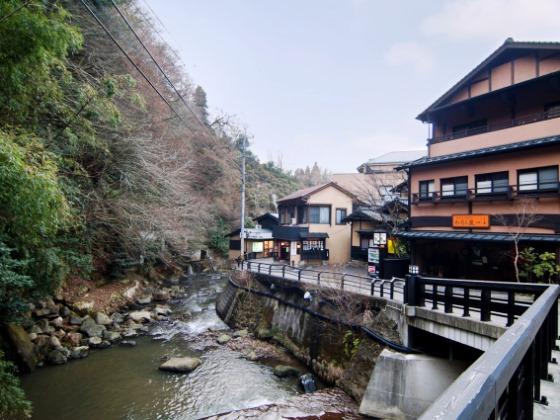高速バスで行く黒川温泉フリープラン