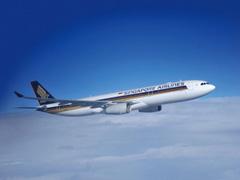 シンガポール航空機体