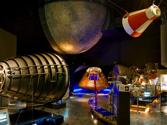 スペースワールド 宇宙博物館 イメージ
