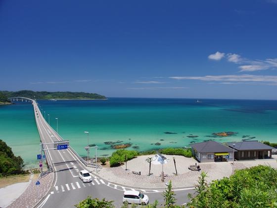 角島大橋 バスツアーのイメージ